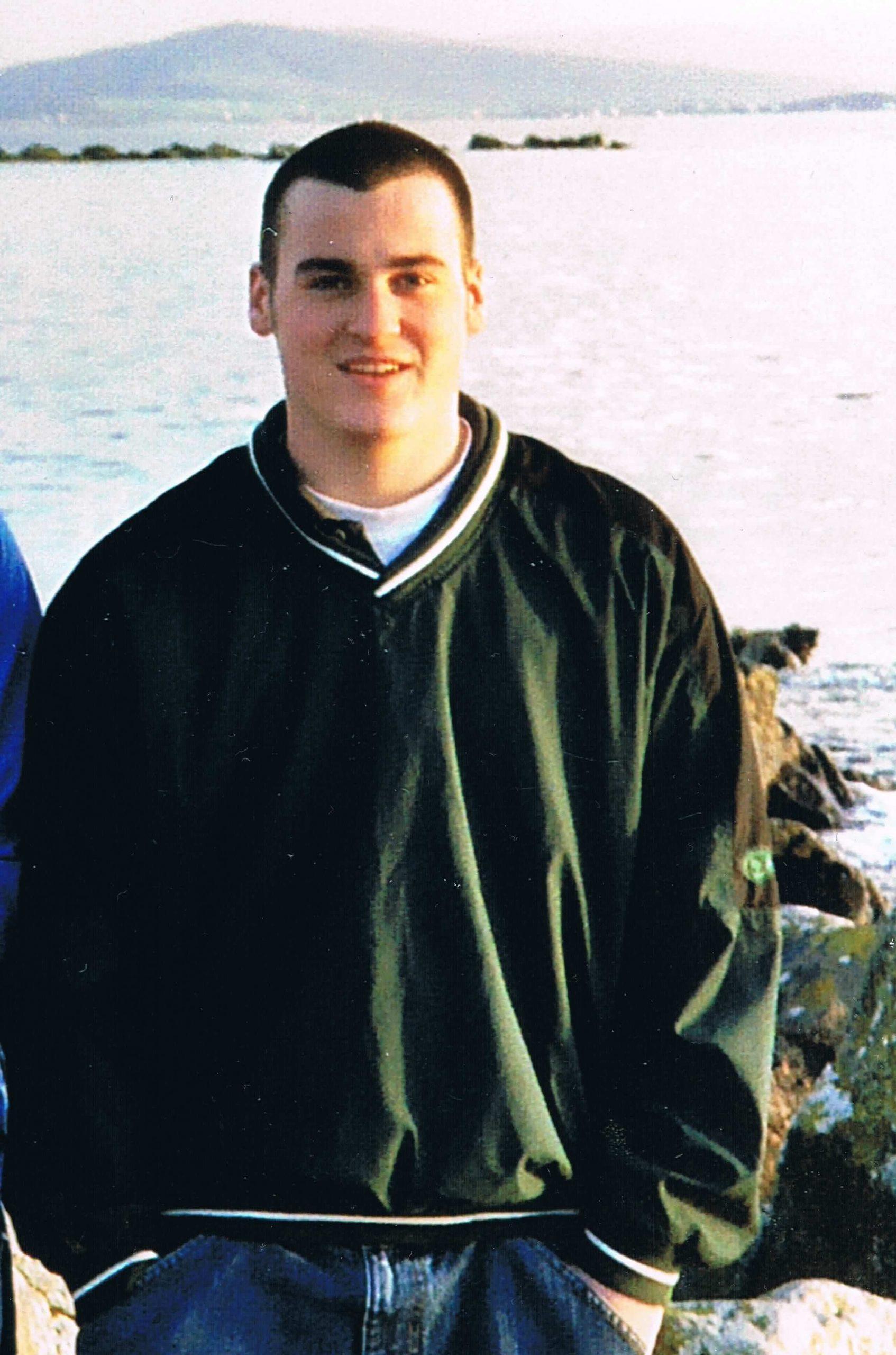 Sean Kenny In Ireland