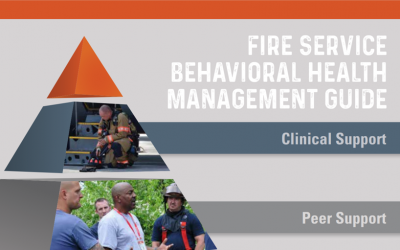 Fire Service Behavioral Health Management Guide