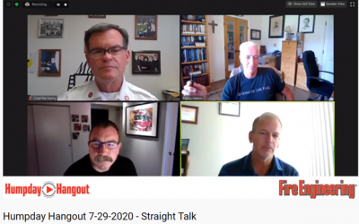 Humpday Hangout 7-29-2020 – Straight Talk