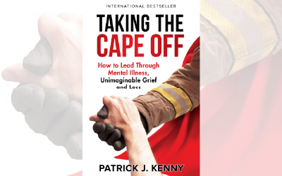 "TAKING ""THE CAPE"" OFF Book Endorsement"