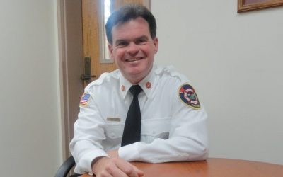 New Fire Chief Patrick Kenny Returns to Western Springs