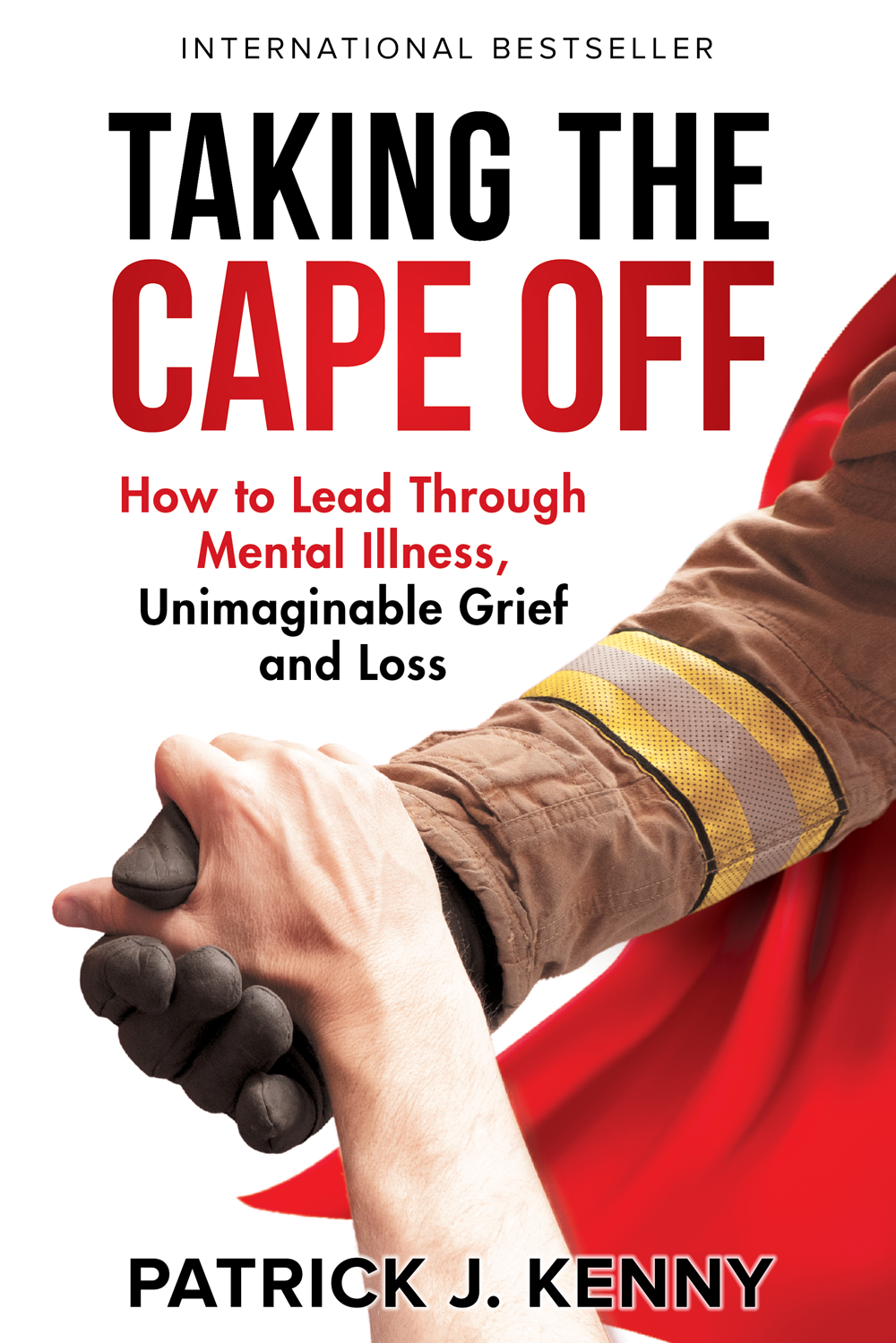 Taking The Cape Off Book Image