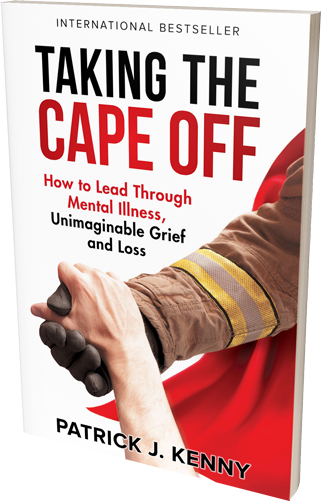 Taking The Cape Off Book Cover