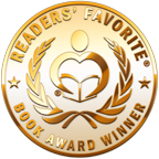 Taking The Cape Off Wins Gold Readers' Favorite Award