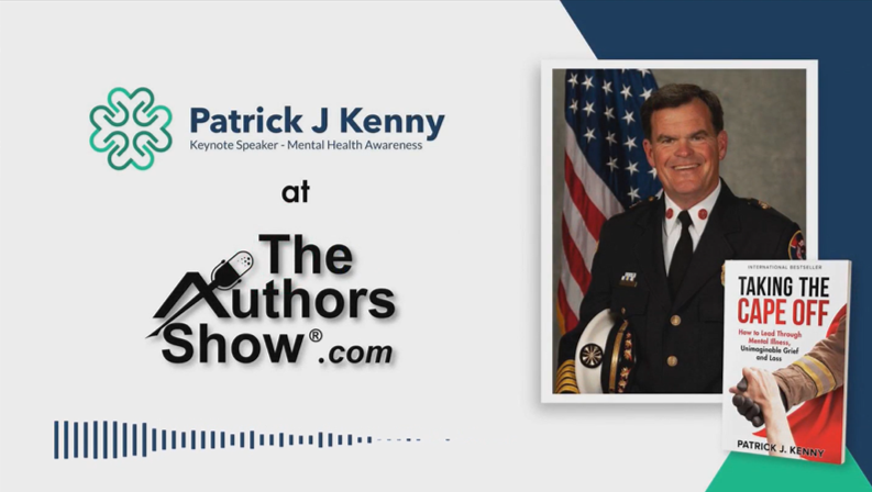 Patrick J. Kenny on The Authors Show
